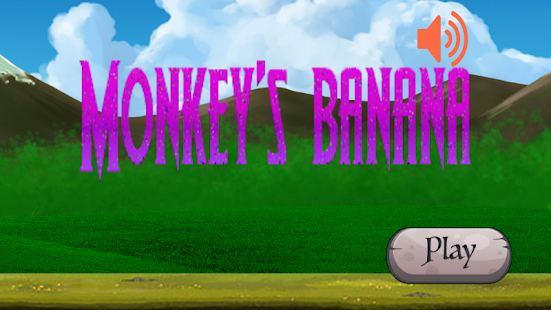 Monkeys Banana - náhled