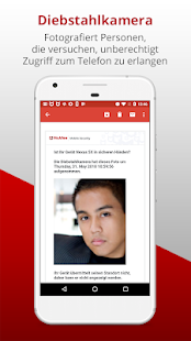 McAfee Mobile Security: Virenschutz und App-Sperre Screenshot