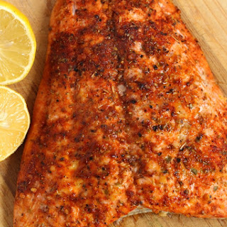 Cajun Baked Salmon Recipes