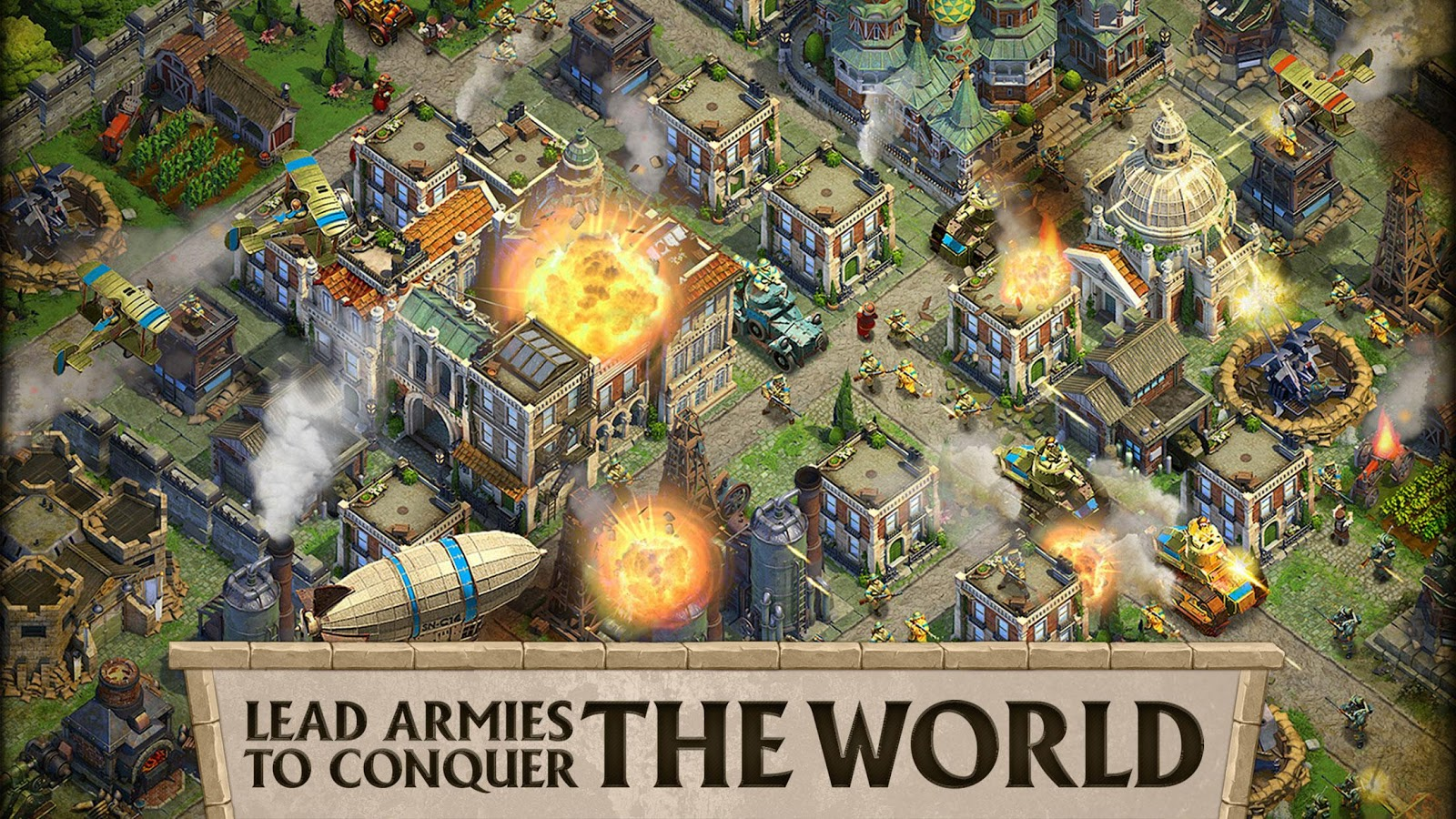 DomiNations Asia- screenshot