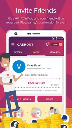CashOut: Free Cash and Rewards screenshot 2