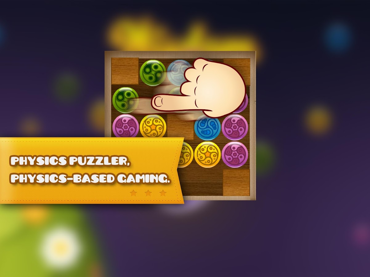 Wisdom Roll the Ball puzzle- screenshot