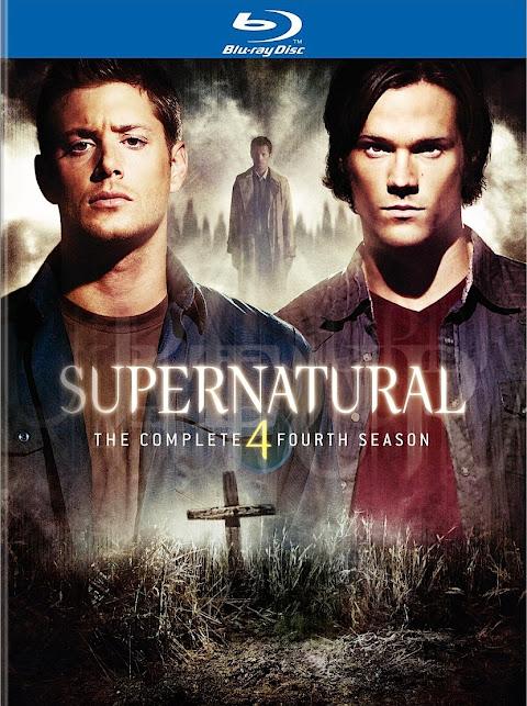 Supernatural – Temporada 4 [4xBD25]