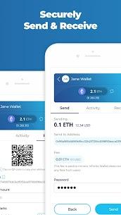 Infinito Wallet – Crypto Wallet & DApp Browser 4