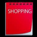 Shopping Memo Book icon