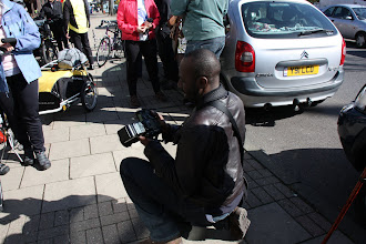 Photo: Day 1 - Osman the Real Photographer!