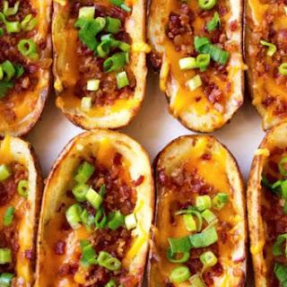 Loaded Potato Skins Recipe