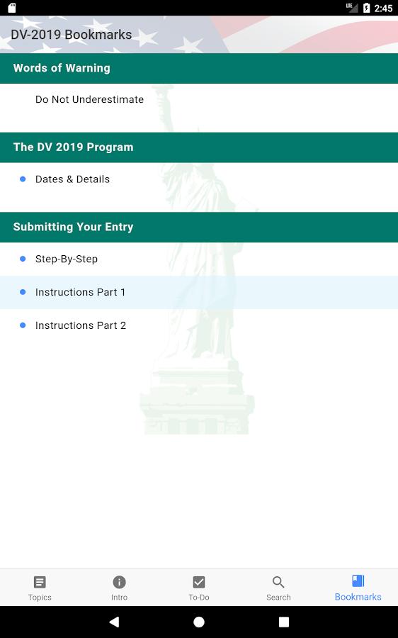 Dv 2019 Lottery Information Diversity Visa Dv | Autos Post