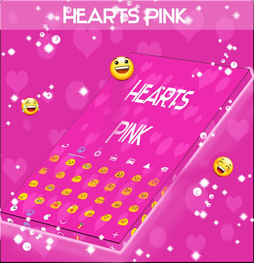 玩個人化App|心粉紅鍵盤免費|APP試玩