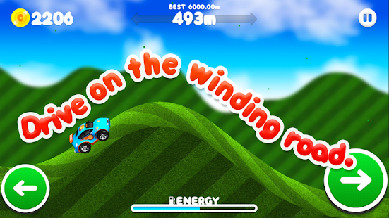 Wiggly racing- screenshot thumbnail