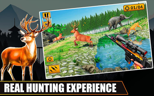 Wild Animal Hunt 2020: Dino Hunting Games  screenshots 6