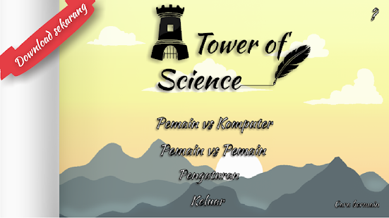 Tower of Science - náhled