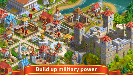 Rise of the Roman Empire: City Builder & Strategy screenshots 2