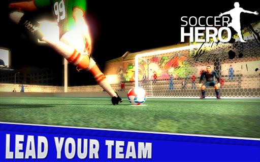 Soccer Hero 2.38 screenshots 8