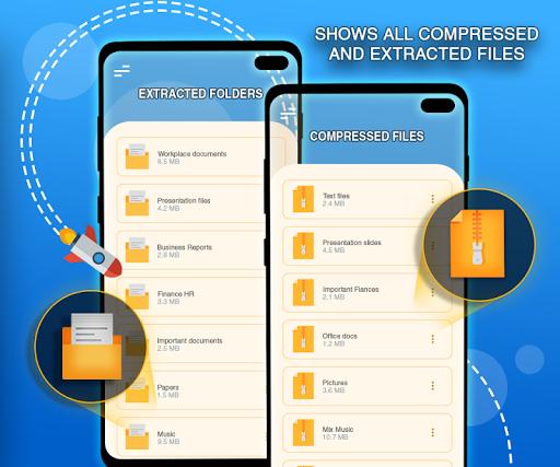 android rar file opener free download