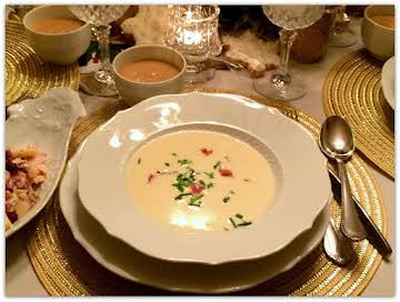 Cream of Brie Soup (TNT)