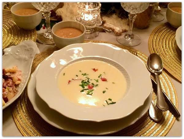 Cream Of Brie Soup (tnt)