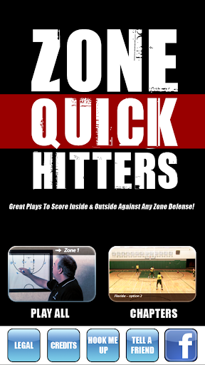Zone Offense Quick Hitters