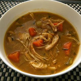 Miso Chicken Stew.