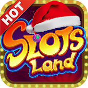 SlotsLand :Vegas Slot Machines and Casino Games