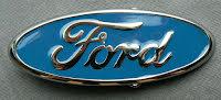 Bältesspänne Ford oval