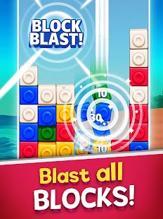BRIX! Block Blast Screenshot
