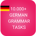 German Grammar Test icon