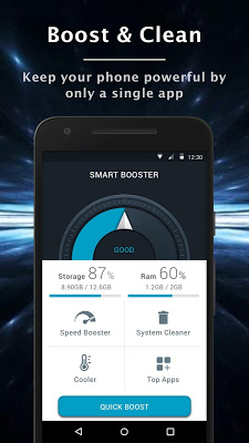 Smart Cleaner and Booster Pro - screenshot