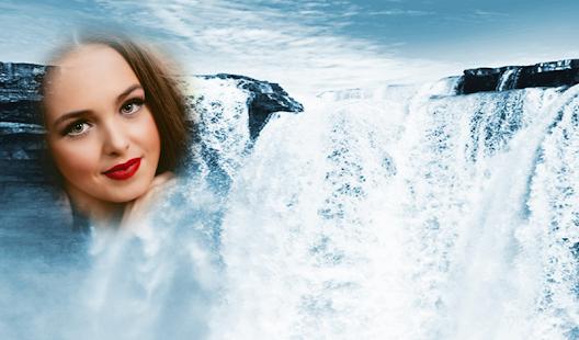 Tải Game Waterfall Photo Frame