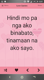 tagalog love quotes android apps on google play