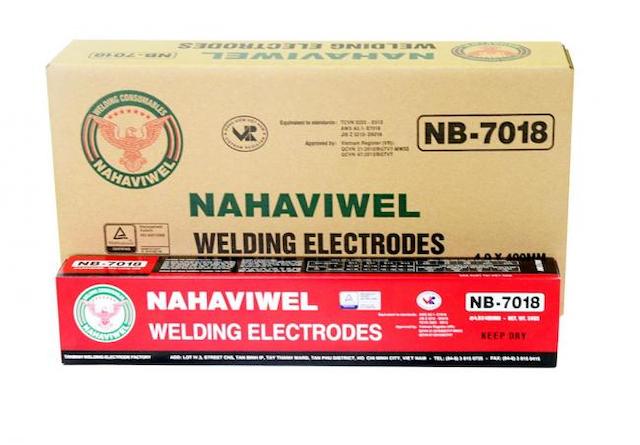 Nahaviwel cung cấp sản phẩm que hàn 7018 chất lượng và giá ưu đãi nhất