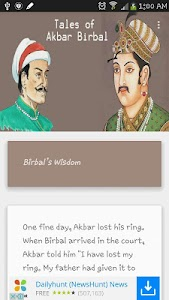 Akbar & Birbal screenshot 0