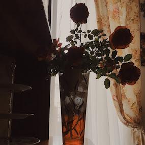 My home 🌹☕️ by Adela Rusu - Flowers Flower Arangements