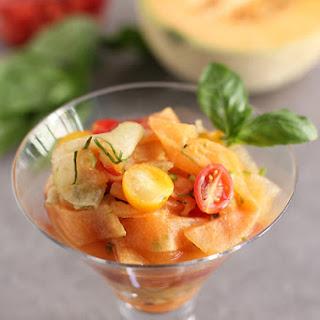 Melon Carpaccio