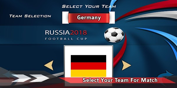 Football World Cup 2018 | Real Soccer League 1.0