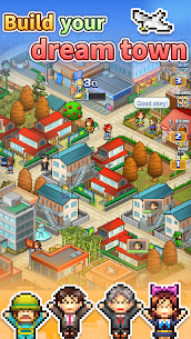 Dream Town Story Apk Download For Android and Iphone 1