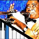 Louis Armstrong Piano Tiles 🎹 APK