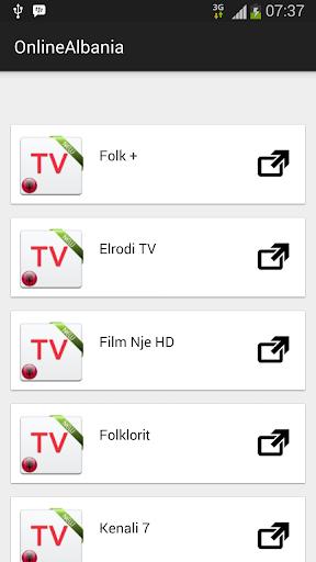 New Online TV Albania