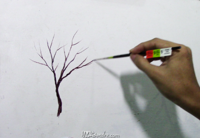 3 Tips to Painting With a Twist