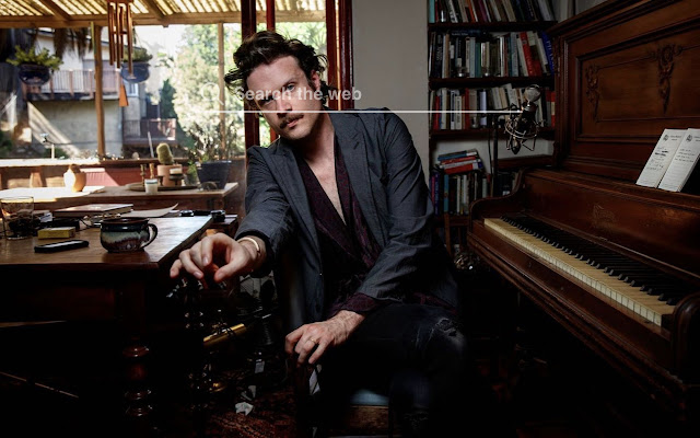 Father John Misty Wallpaper New Tab Theme