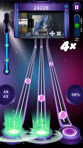 Tap Tap Reborn 2: Popular Songs screenshot 2