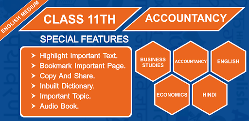NCERT 11th Accountancy English Medium - Apps on Google Play