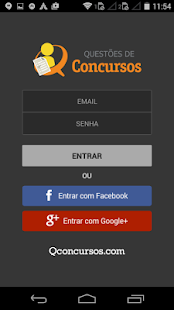 Questões de Concursos- screenshot thumbnail