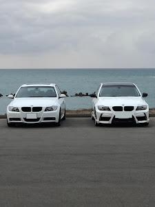 3シリーズ セダン  E90 325i Mスポーツのカスタム事例画像 BMWヒロD28さんの2018年11月04日21:19の投稿