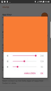 Labda - Magister app - náhled