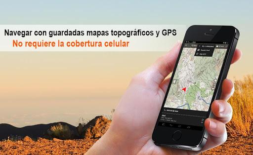 BackCountry Navigator TOPO GPS para Android