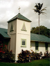 Photo: Church Near Hana on the Island of Maui (February 2004)