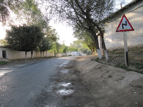 Photo: Day 167 - Village on the Way out of  Penzhikent