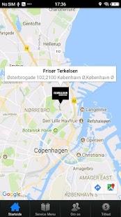 Frisør Terkelsen - náhled