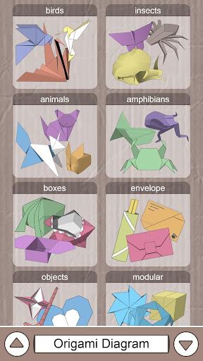 Origami Diagram screenshots 1